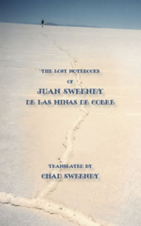 Cover Image: The Lost Notebooks of Juan Sweeney De Las Cobras